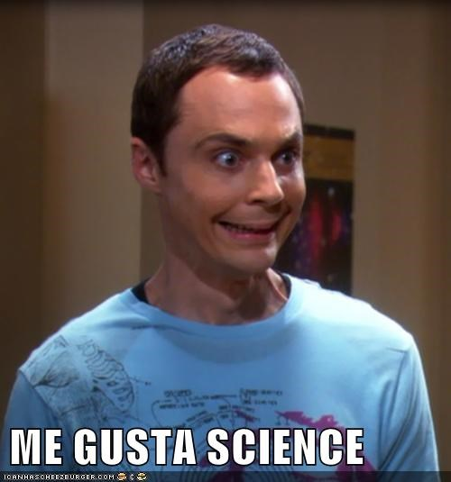 ME GUSTA SCIENCE