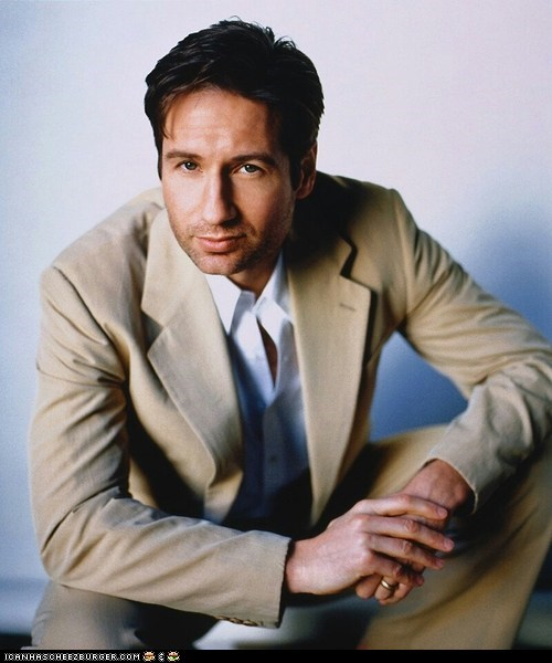 I'd Let Him Dig Through My X-Files