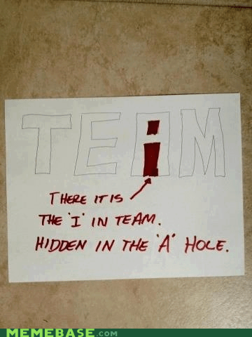 Hidden In The A-Hole