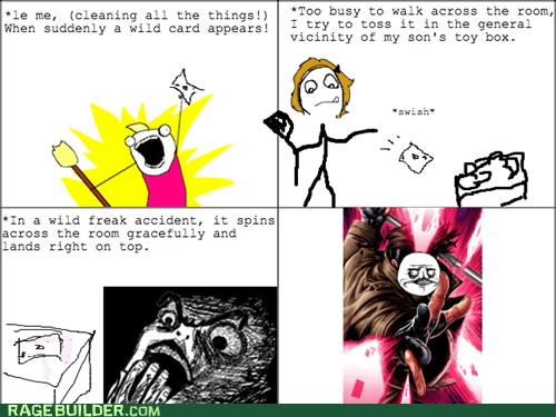 me gusta,gambit,mutant powers