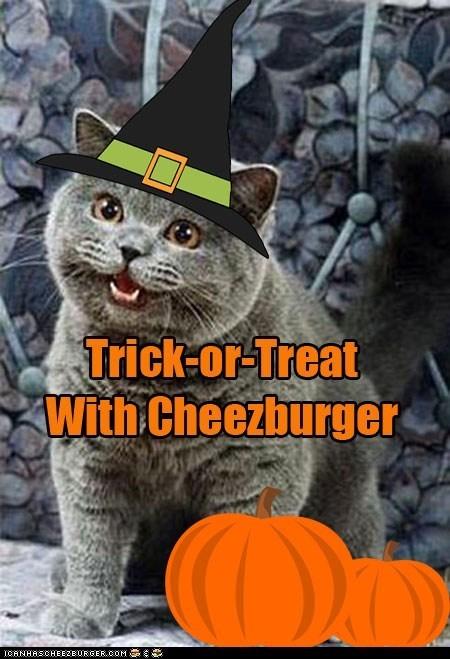 cheezburger,games,halloween,trick or treat