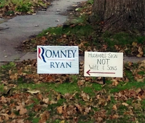 U.S. Election Stuff of the Day