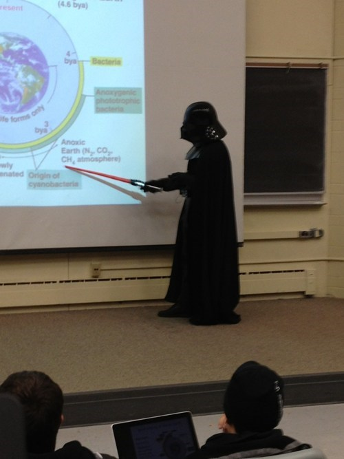Don't Piss This Professor Off