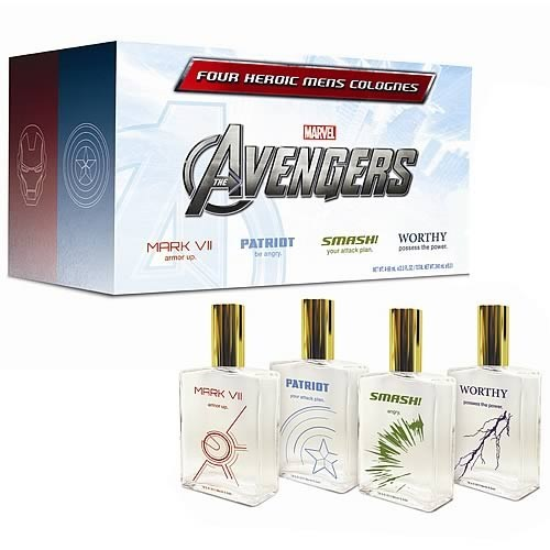 Smell Like a Superhero