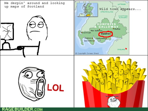 scotland,french fries,dumfries
