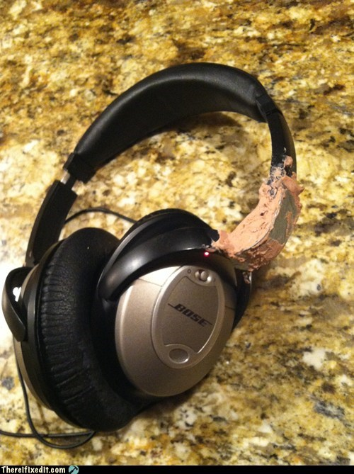 Headphones Salvage