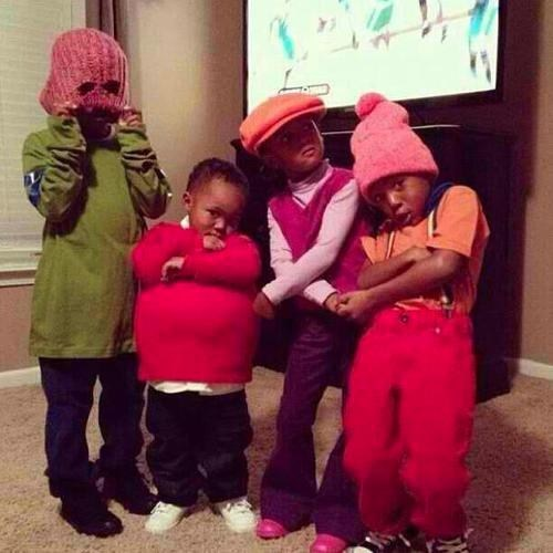 Lil' Fat Albert and the Cosby Kids Kids