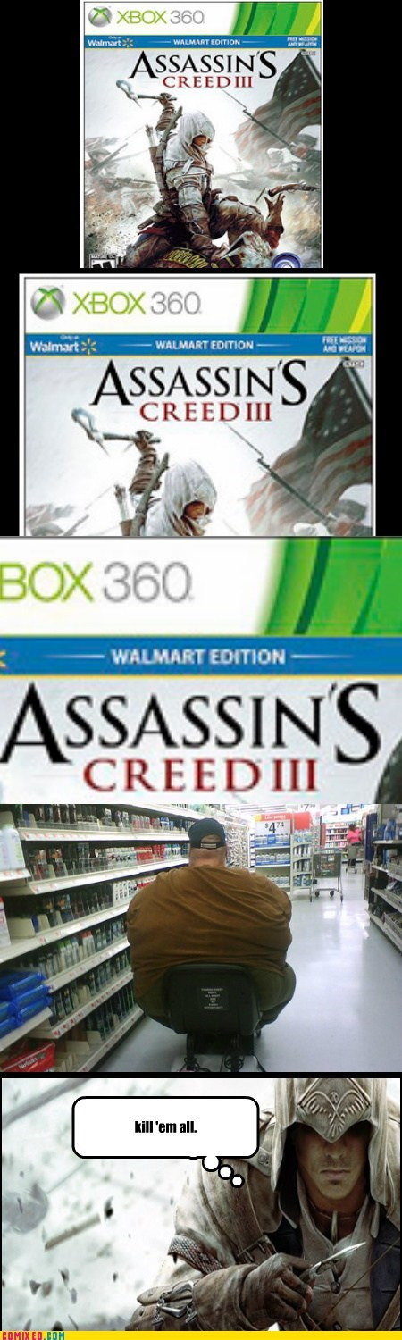 Assassin's Creed 'Murica!