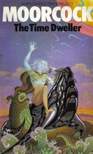 WTF Sci-Fi Book Covers: The Time Dweller