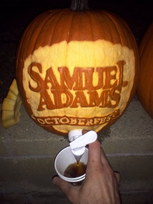Now THAT'S What I Call Pumpkin Carving