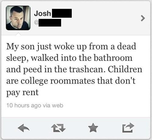 kids,college roommates,college,children