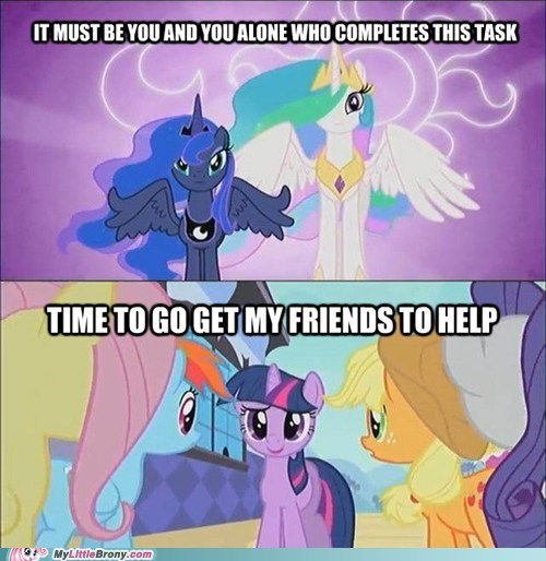Twilight, Did You Even Listen to Her?