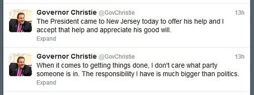 hurricane,responsibility,Chris Christie,Governor,politics,New Jersey