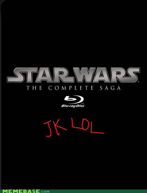 Star Wars: The Incomplete Saga