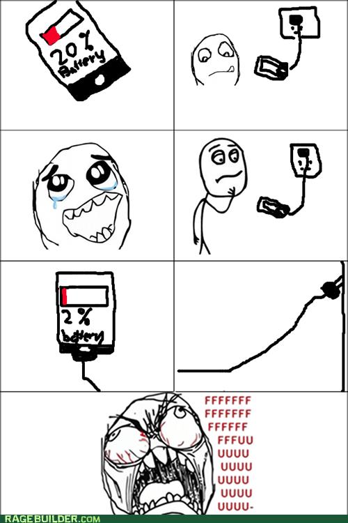 Phone Rage!!!