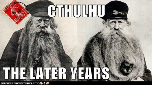 CTHULHU  THE LATER YEARS