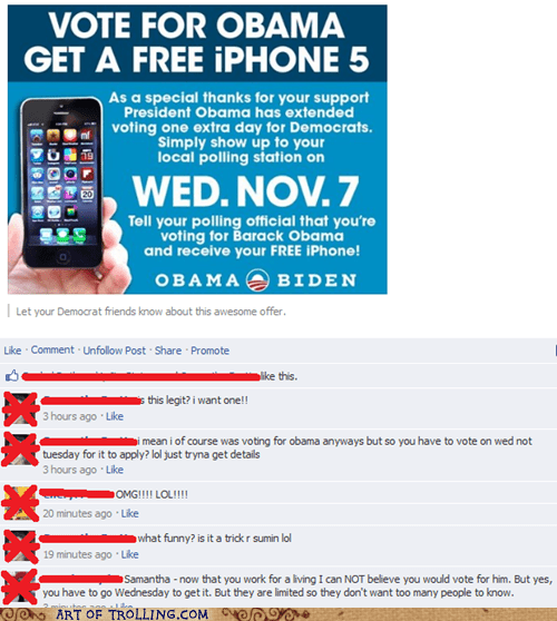 date,facebook,voting,iphone