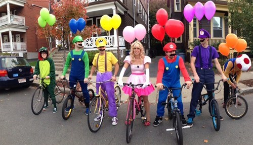 cosplay,Mario Kart,video games