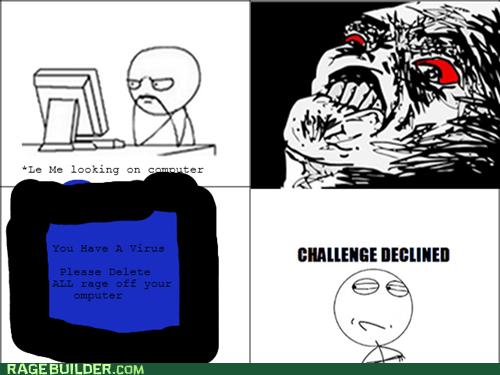 Virus Rage!