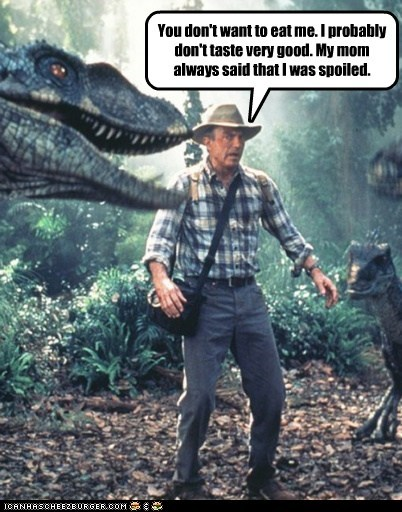 Always Try Reasoning With a Raptor First