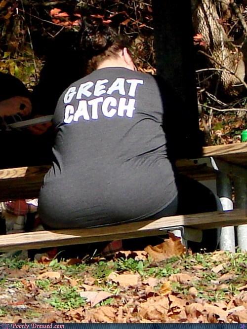 T.Shirt,great catch