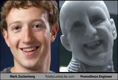 Mark Zuckerberg Totally Looks Like Prometheus Engineer