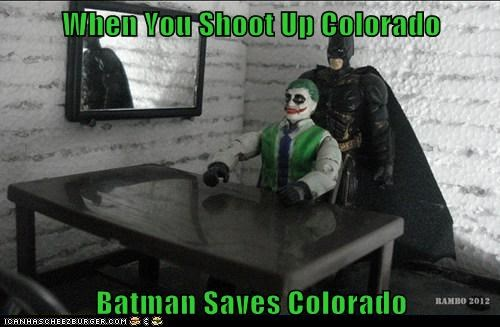 When You Shoot Up Colorado  Batman Saves Colorado