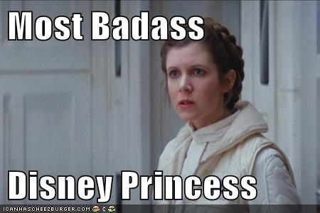 Most Badass  Disney Princess