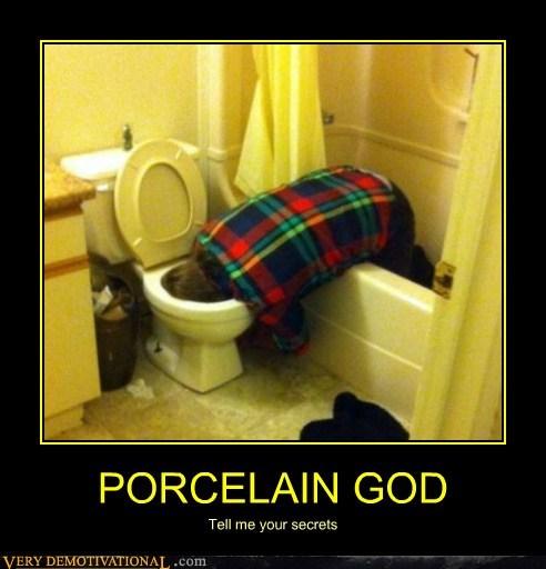 PORCELAIN GOD