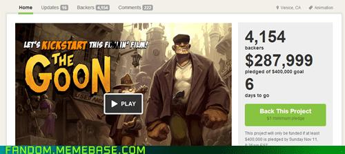 The Goon Kickstarter
