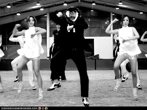 Sid Gangnam Style (from Chantel)