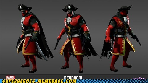This Is Why I Want Marvel Heroes Online