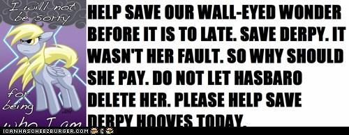 Save Derpy