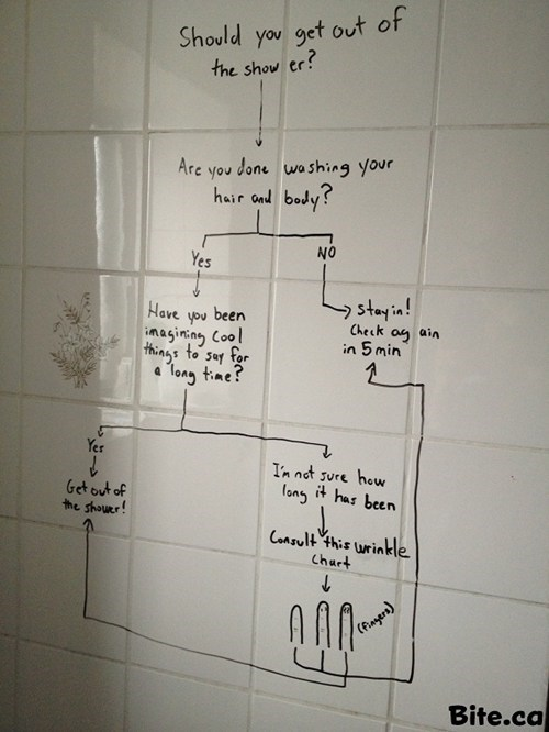 Everyone Should Have This In Their Shower