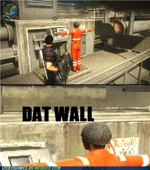 Just Cause,dat wall
