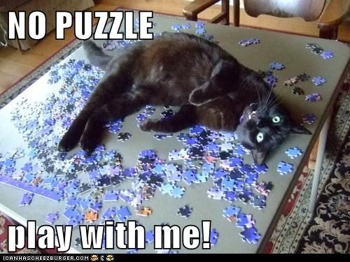 NO PUZZLE  play with me!