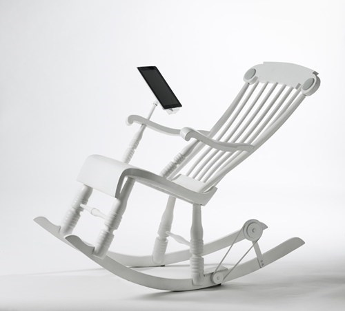 The Chair Charger!