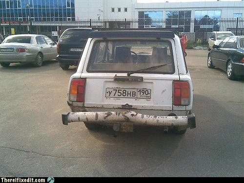 That Bumper's Had Its Fair Share of Bumpings
