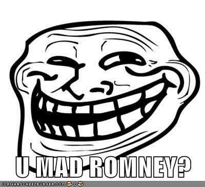U MAD ROMNEY?