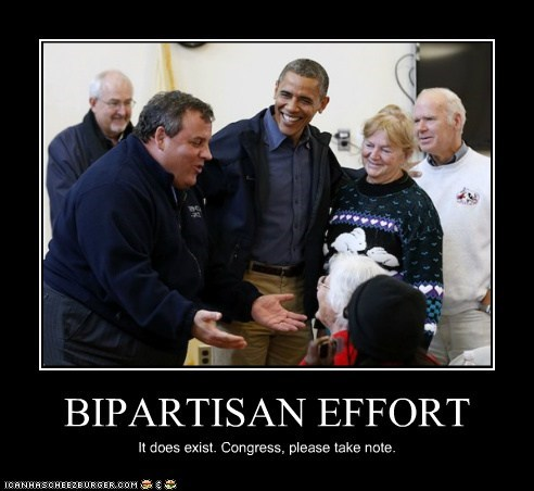 BIPARTISAN EFFORT