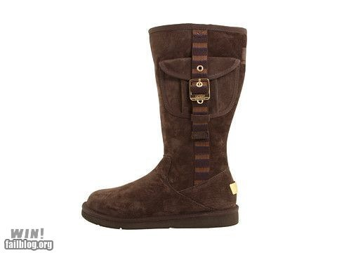 UGG Retro Cargo Boots 1895 Chocolate