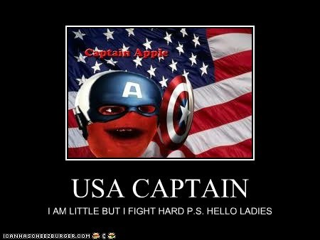USA CAPTAIN