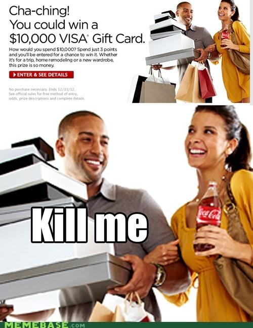 cash,gift card,shopping,visa,money