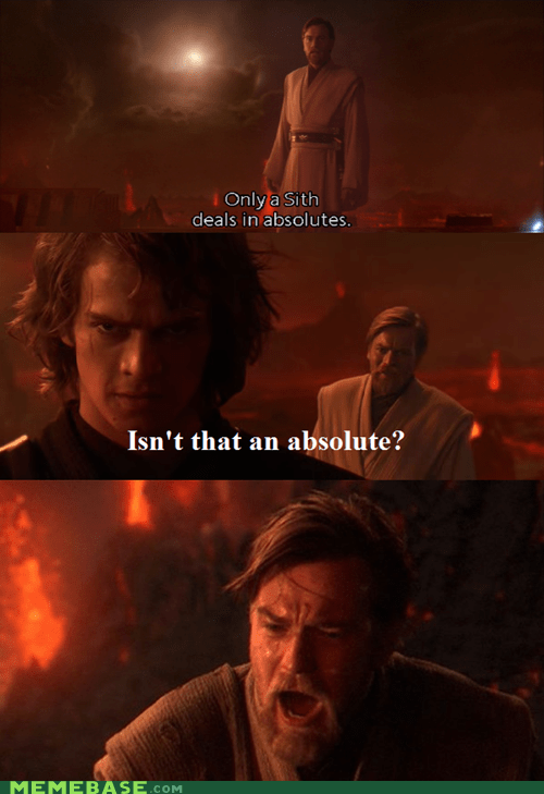 Pwned by the Dark Side