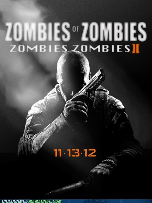 zombie,black ops II,tomorrow
