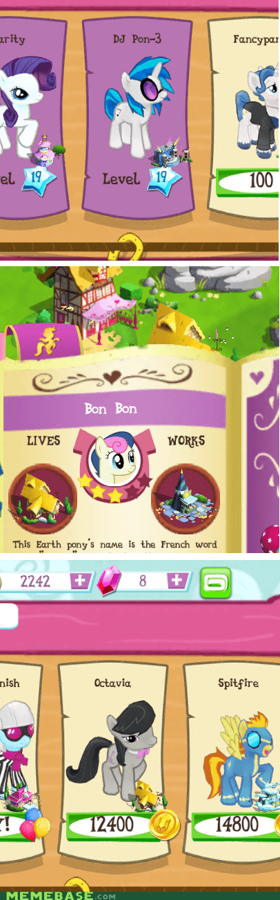The new My Little Pony Game