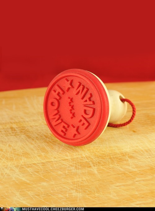 Homemade Cookie Stamp