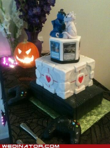 One Nerdy Cake to Rule Them All!