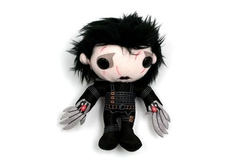 cuddly,toy,Plush,Edward Scissorhands