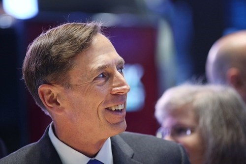 David Petraeus Resigns as Director of CIA